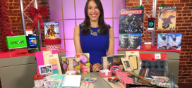 Holiday Shopping Ideas with Justine Santaniello