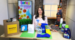 Spring Cleaning Tips with Justine Santaniello