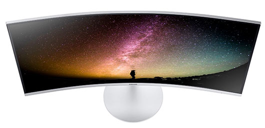 Samsung C34F791 Curved Widescreen Monitor