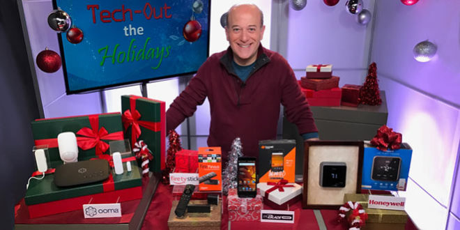 Tech-out the Holidays with Steve Greenberg