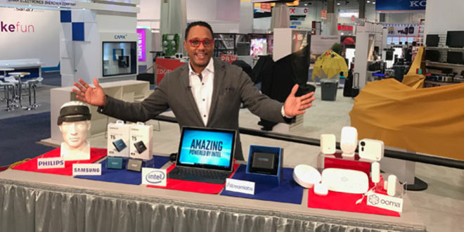 CES 2018 Opening Day with Mario Armstrong