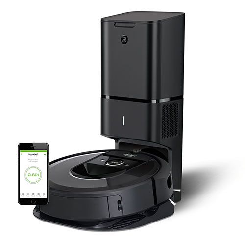 iRobot Roomba i7+ with Clean Base™ Automatic Dirt Disposal