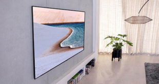 LG 65-inch OLED 4K TV (Model OLED 65G1)